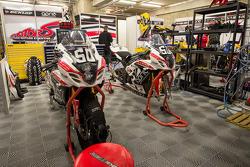 #50 Suzuki: Gregory Fastre, Victor Casas Moreno, Axel Maurin, Julien Diguet
