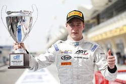 Le vainqueur Stoffel Vandoorne, ART Grand Prix