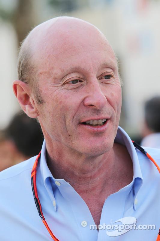 Donald Mackenzie, CVC Capital Partners Managing Partner, Co Head of Global Investments
