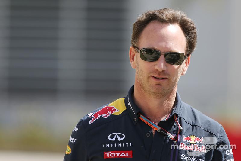 Крістіан Хорнер, Red Bull Racing Керівник команди