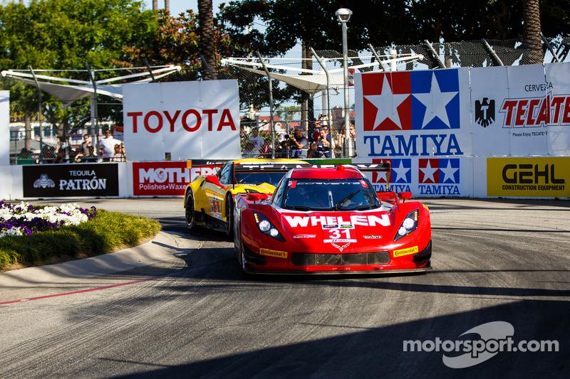 #31 Action Express Racing, Corvette DP: Eric Curran, Dane Cameron