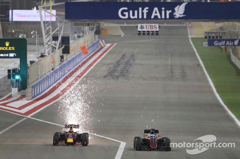 Гран При Бахрейна, 19 апреля 2015 года