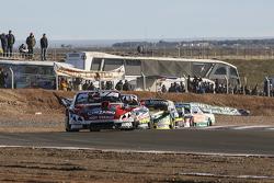 Matias Rossi, Donto Racing Chevrolet Juan Marcos Angelini, UR Racing Dodge Omar Martinez, Martinez C
