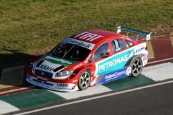 Facundo Chapur, Equipo Fiat Petronas Súper TC2000