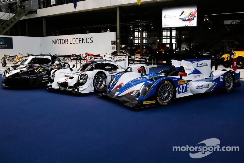 #19 Porsche Team, 919 Hybrid und #47 KCMG, Oreca 05 Nissan und #88 Proton Competition, Porsche 911 R