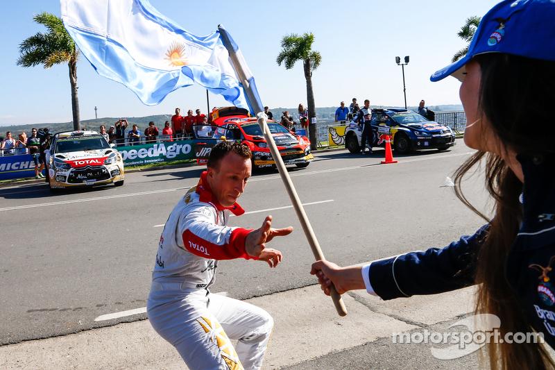 Kris Meeke Citroën World Rally Team