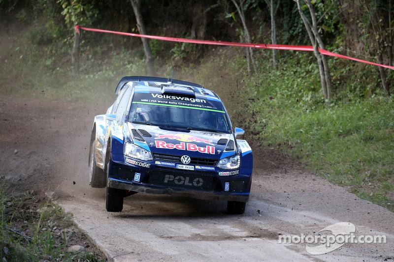 Sébastien Ogier dan Julien Ingrassia, Volkswagen Polo R Wrc, Volkswagen Motorsport