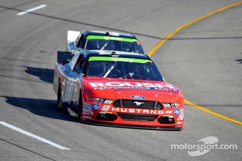 Chris Beuscher, Roush Fenway Racing, Ford