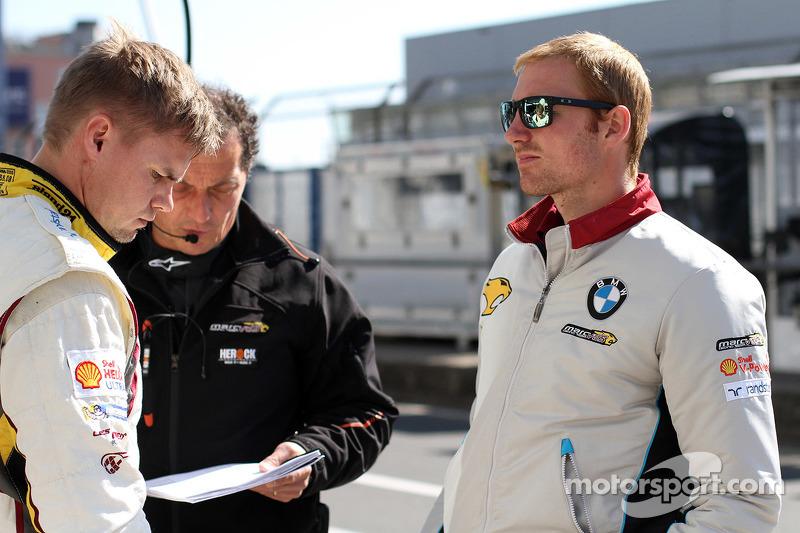 Максім Мартін, BMW Sports Trophy Team Marc VDS
