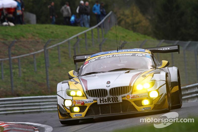 #25 BMW Sports Trophy Team Marc VDS, BMW Z4 GT3: Lucas Luhr, Markus Palttala, Richard Westbrook
