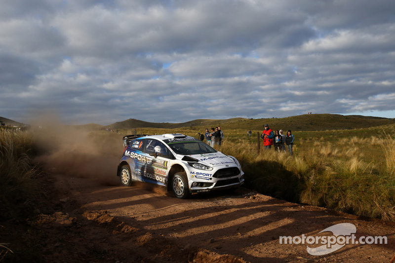 Отт Танак - Raigo Molder, Ford Fiesta Rs Wrc, M-Sport World Rally Team