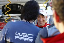 Победитель - Крис Мик, Citroën World Rally Team