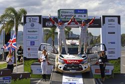 Kris Meeke, Paulg Nagle, 雪铁龙DS3 WRC, 雪铁龙世界拉力车队