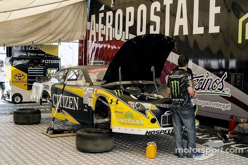 Auto de Rubén Pardo, HO Speed Racing