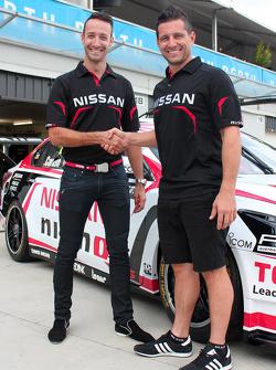 Dean Fiore, Michael Caruso, Nissan Motorsport