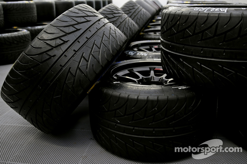 Michelin-Reifen, Detail