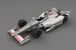 Honda-Aerodynamik-Kit für Speedways