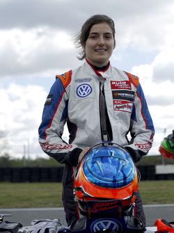 Tatiana Calderon, Carlin, Dallara F312