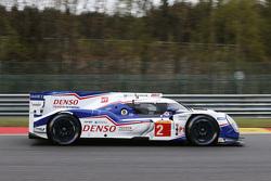 #2 Toyota Racing Toyota TS040 Hybrid: Александер Вурц, Стефан Саррацин, Майк Конвей