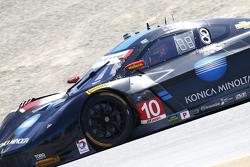 #10 Wayne Taylor Racing Corvette DP: Рікі Тейлор, Джордан Тейлор