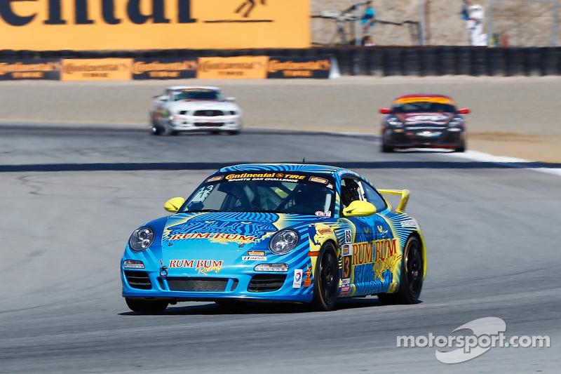 #13 Rum Bum Racing, Porsche 997: Matt Plumb, Nick Longhi
