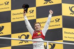 Подиум: Джейми Грин, Audi Sport Team Rosberg Audi RS 5 DTM