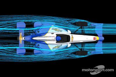 Chevy speedway aero kit unveil