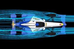 Chevrolet speedway kit aerodinámico
