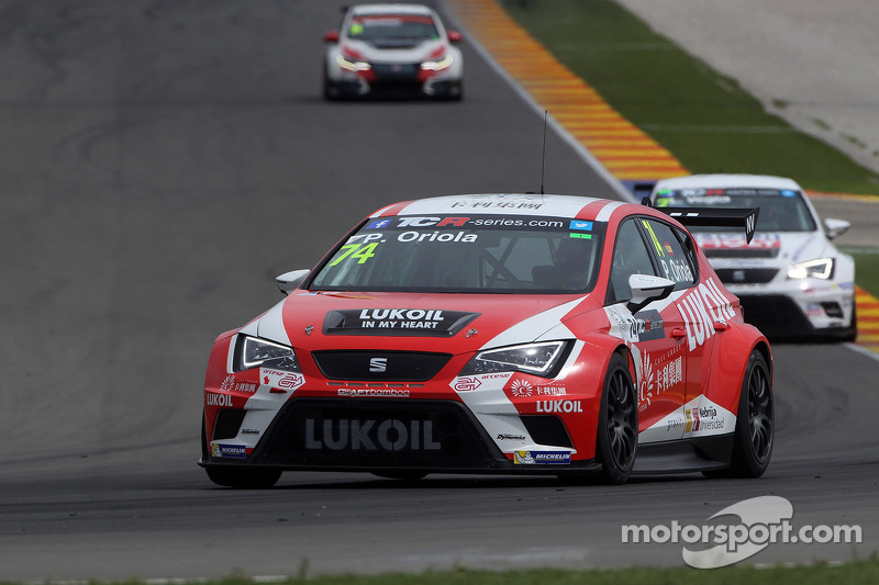 Пепе Оріола, SEAT Leon Racer, Team Craft-Bamboo LUKOIL