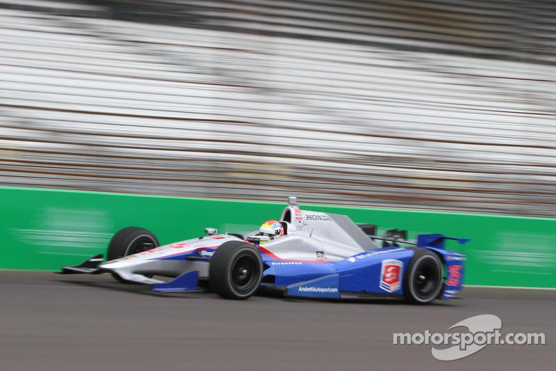 Just Wilson, Andretti Autosport, Honda