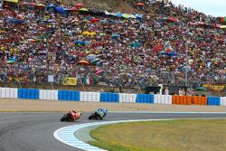 Aleix Espargaro, Team Suzuki MotoGP y Andrea Iannone, Ducati Team
