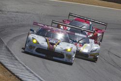 #93 Riley Motorsports Dodge Viper SRT: Marc Miller, Jeff Mosing