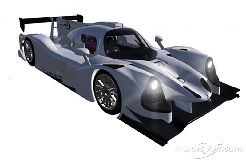 New Ligier LMP3 chassis для Graff Racing