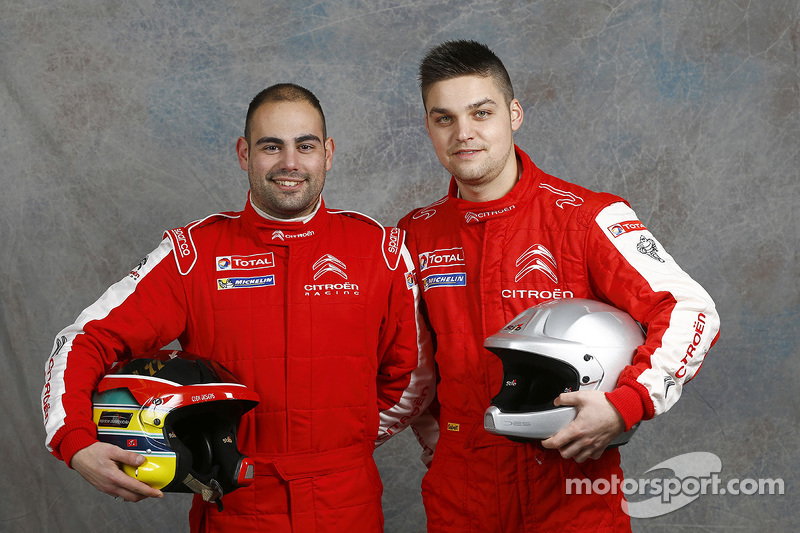 Terry Folb und Frank le Floch, Citroën Racing