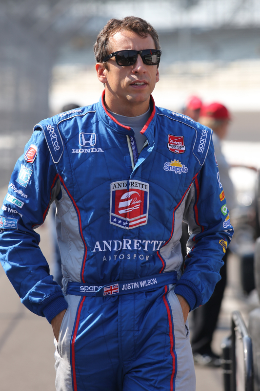 Justin Wilson, Dale Coyne Racing, Honda