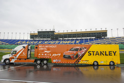 Truck von Carl Edwards, Joe Gibbs Racing, Toyota