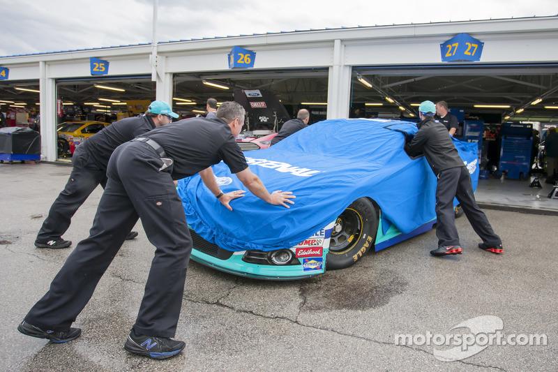 Das Auto von Ricky Stenhouse jr., Roush Fenway Racing, Ford