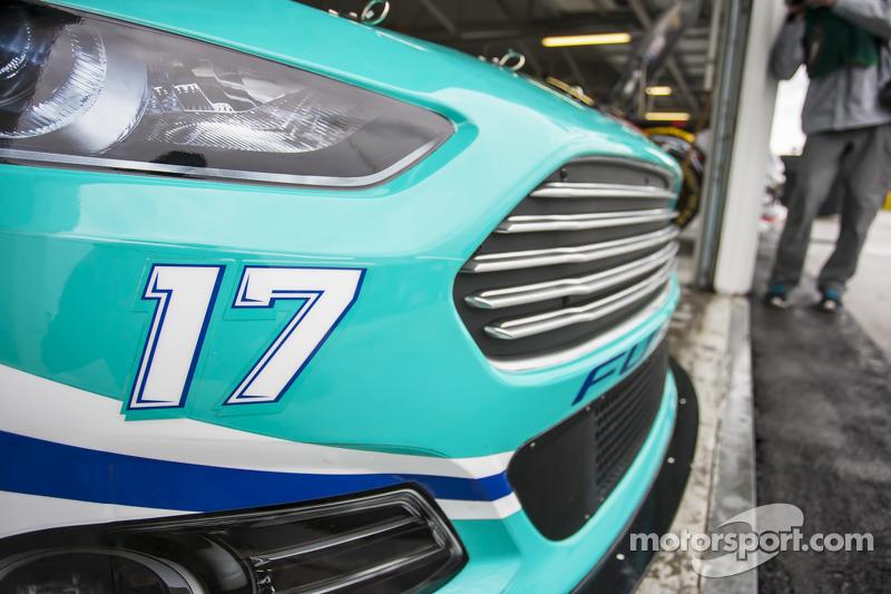 Roush Fenway Racing detail