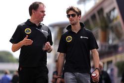 Alan Permane, Lotus F1 Team