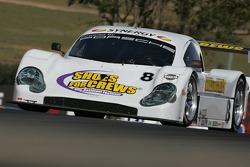 #8 Synergy Racing Porsche Doran: Spencer Pumpelly, Patrick Huisman