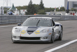 #16 Team Carsport Callaway Corvette Z06 GT3: Uli Berberich-Martini, Julien Schell
