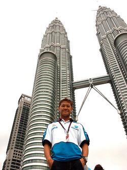 Makoto Tamada visits Kuala Lumpur