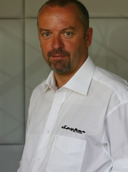 Spyker MF1 Racing basın toplantısı: Mike Gascoyne, Chief Technology Officer