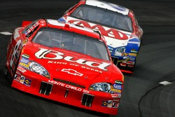 Dale Earnhardt Jr. and Mark Martin