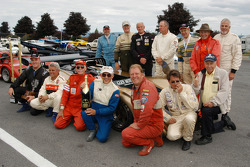The Can-Am drivers of SVRA