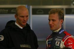 Ronnie Quintarelli ve Alexandre Premat