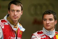Frank Stippler and Timo Scheider