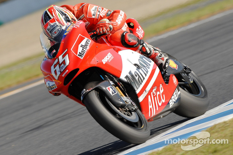 2006: Loris Capirossi, Ducati Desmosedici GP6