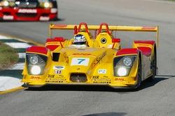 #7 Penske Motorsports Porsche RS Spyder: Lucas Luhr, Romain Dumas, Mike Rockenfeller