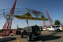 Welcome to Talladega Superspeedway